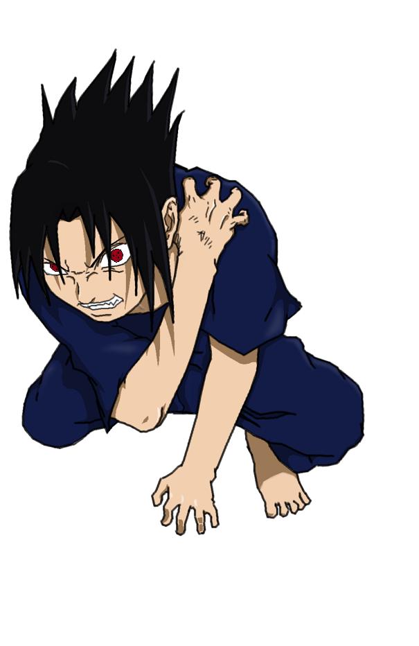Supafan union gallery style 545 - Demon de sasuke ...