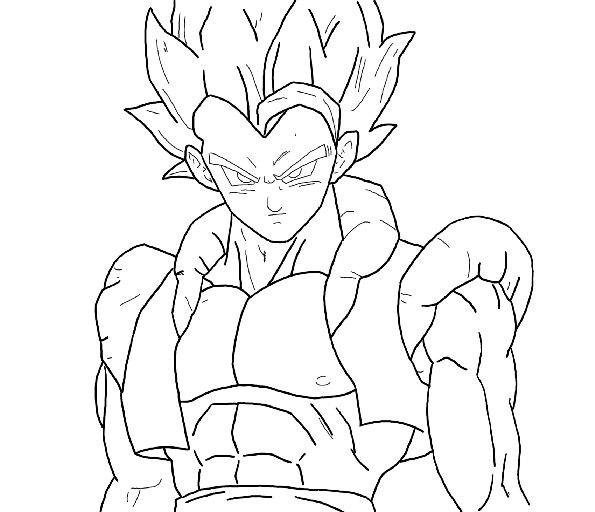 as well Kid Gohan  Super Saiyan besides  in addition  also super saiyan 5 fusion by jaydrivera d420w8n likewise  besides  besides  as well  together with  also . on dragon ball z fusion coloring pages s