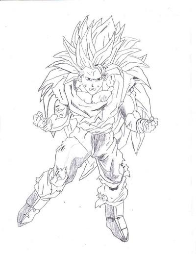 Comment Dessiner Son Goku Gamboahinestrosa