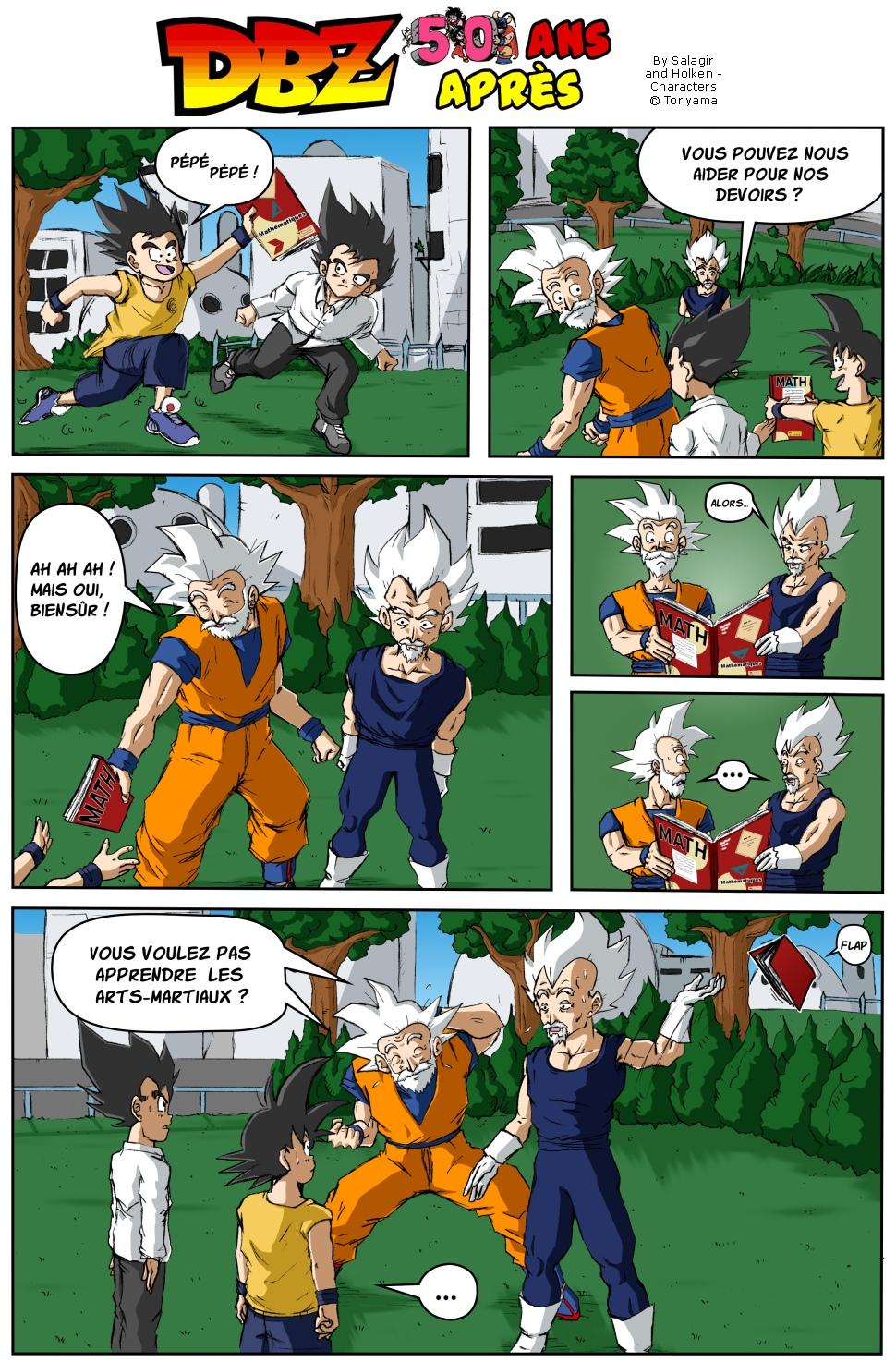 Images drôles de Dragon Ball